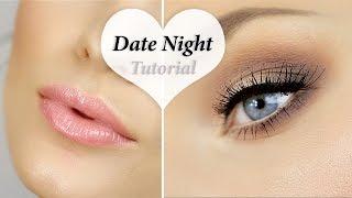 Makeup Tutorial Date Night