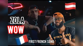 Download Zola - Wow (Official Video) FREEZY REACTION