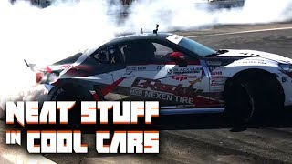 Pro Drifter Ken Gushi Teaches Us How to Do Donuts | Neat Stuff in Cool Cars