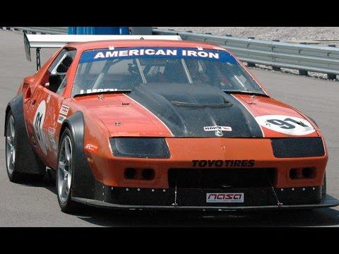 American Iron Racing #91Jeremy Moen at Gingerman Raceway Race 2