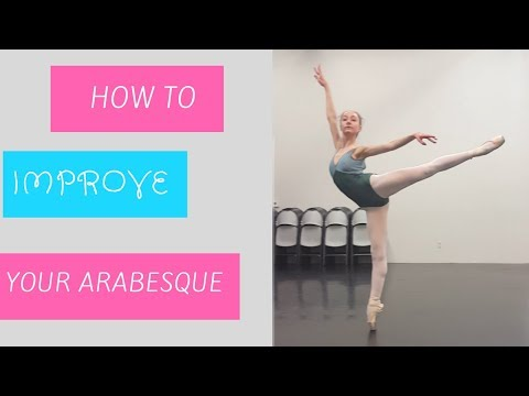 How To Improve Your Arabesque