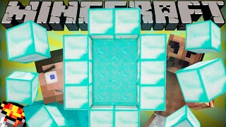 If a Diamond Dimension was Added - Minecraft thumbnail
