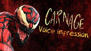 MARVEL's Spider-Man- Carnage ((Voice Impression))