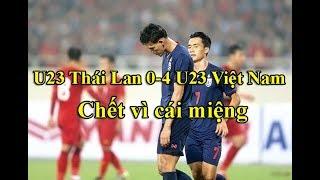 Người Thái thua vì quá tự cao trước cuộc chiến với U23 Việt Nam