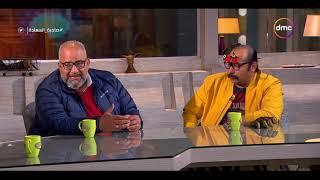 صاحبة السعادة - كوميديا بيومي فؤاد ومحمد ثروت ومواقف كلها ضحك حصلتلهم في الهند وسر الشنطة و