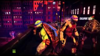 (Tartarugas Ninja) Teenage Mutant Ninja Turtles Out of the Shadows