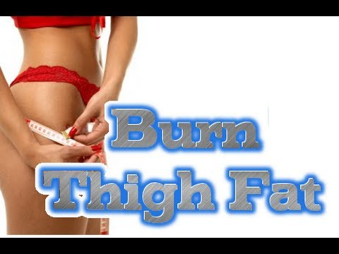 How to lose fat in thighs burn thigh fat fast youtube ccuart Choice Image
