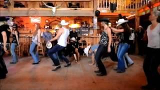 line dance the wobble im bonanza mit dj luke