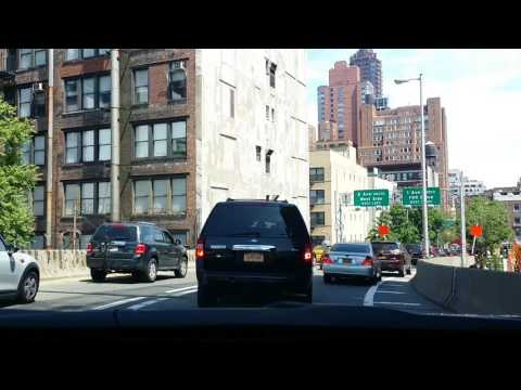 Autoboy Blackbox : Dashcam App - 05-21-2017 11:39:48 Ed Koch Queensboro Bridge, New York, NY, USA