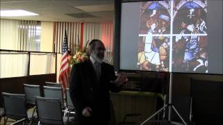 Johann Andreas Eisenmenger and the Talmud  Lecture by Dr. Henry Abramson