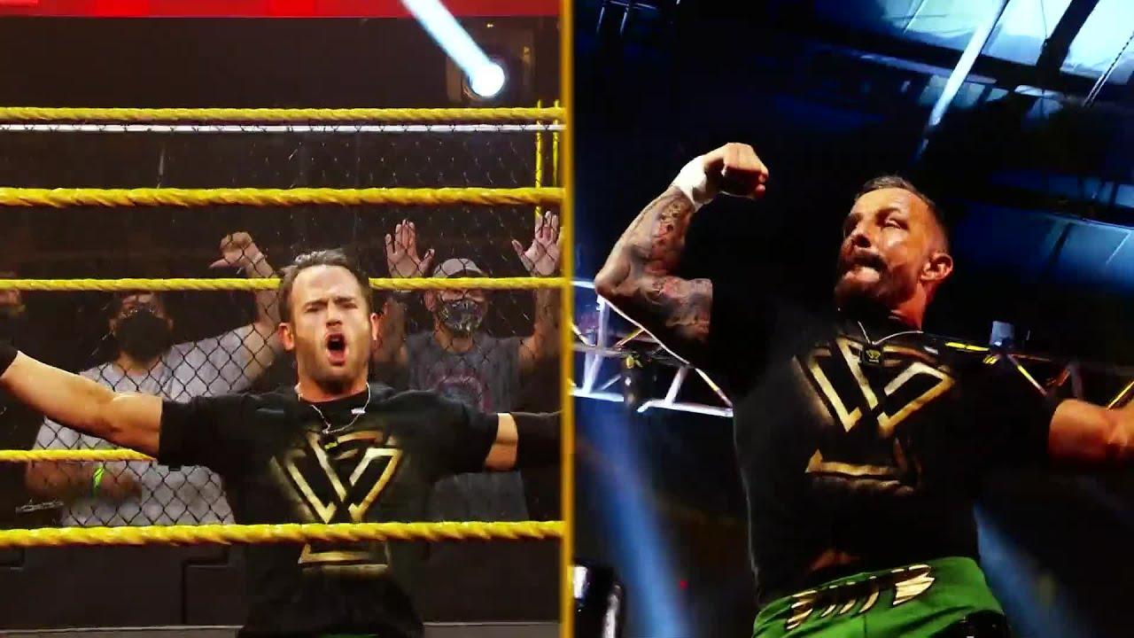 Undisputed ERA challenges Breezango this Wednesday on NXT