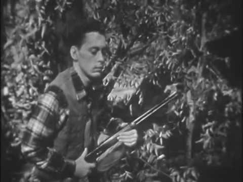 "Suspense (1949): ""The Hunted"" starring Ward Bond"
