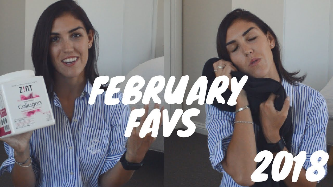 FEBRUARY FAVOURITES (+ FLOPS) 2018 | Health, Fitness + More!