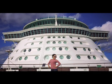 Royal Caribbean Cruise 2017 - Ship Life