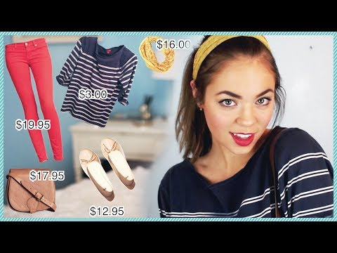 How To Dress Like Taylor Swift With BeyondBeautyStar - Look For Less Ep 3