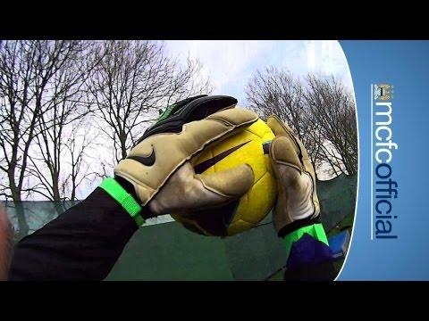 POV Headcam in goalkeeper training | INSIDE CITY 59
