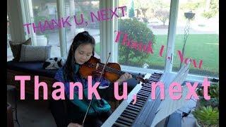 Ariana Grande - thank u, next (Violin Looping Cover)