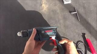 Furadeira Bosch GSB 13 RE - Unboxing