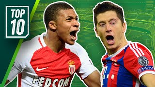 Real vs. Monaco! FCB vs. Porto! Messi vs. Boateng! Die besten CL-Comebacks der Geschichte!