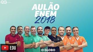 Download Video Aulão ENEM 2018 em parceria com O Globo e Estacio MP3 3GP MP4