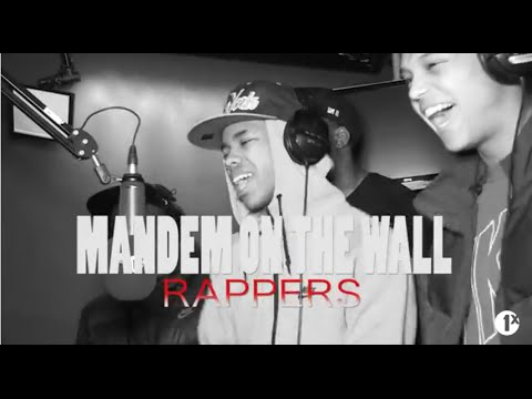 Fire In The Booth – ManDem On The Wall