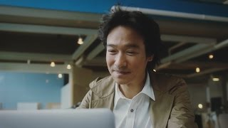 堺雅人、成田凌、杉咲花SUNTORY CRAFT BOSS「新的風‧誰也不在」「新的風...