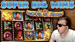 BIG WIN on Book of Dead! - HOT RUN on this Slot!