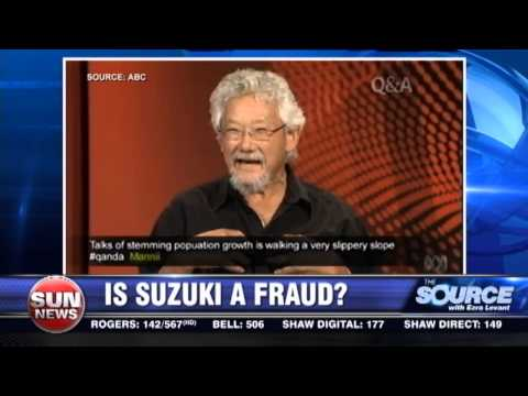 David Suzuki a fraud?
