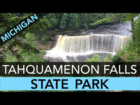 Tahquamenon Falls State Park Campground Review