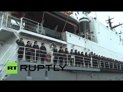 Russia: Russia's Pacific Fleet bolstered with new search and rescue vessel