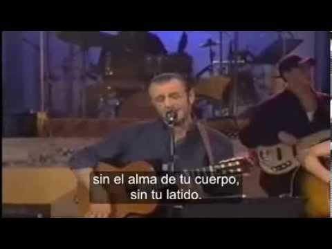 Sin Tu Latido Karaoke/Instrumental-Luis Eduardo Aute
