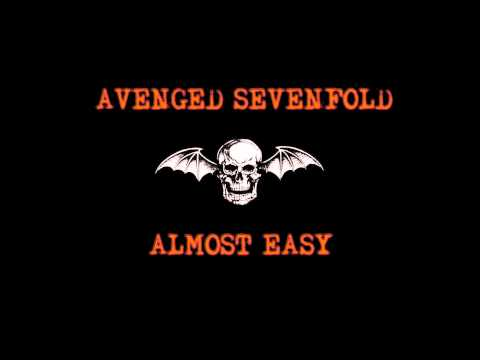 Avenged Sevenfold - Almost Easy (Vocal Track + Extras)