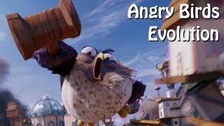 Angry Birds Evolution - Rovio Chapter 5 BIRDY TRAP Level 4 Walkthrough