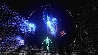 ✅► [SÉRIE ARCADE] 🕹️Rez Infinite Area X► Um jogo musical e psicodélico, que mais mexer com você!