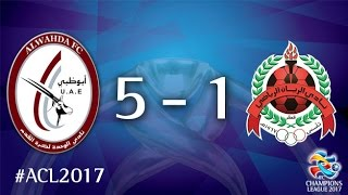 Al Wahda vs Al Rayyan SC (AFC Champions League 2017 : Group Stage) 2017 Video