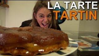 Tarte Tatin - Ma Recette Rapide Et Facile !  (french Apple Pie Recipe)