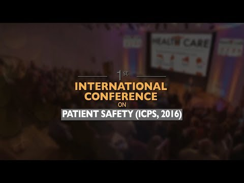 3rd International  conference on patient safety by RIHIS
