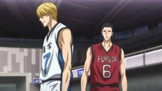 Кисе VS Хайзаки Баскетбол Куроко