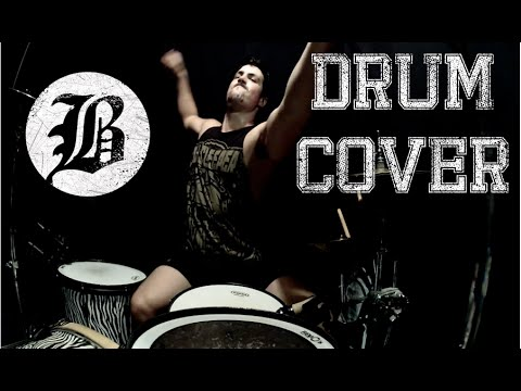 BEARTOOTH | Me In My Own Head (STUDIO QUALITY) | Clark Danger Drum Cover | Disgusting