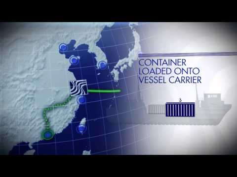 Ocean Freight LCL Consolidation Service – Shipping to USA
