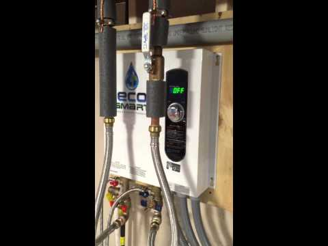 Tankless Water Heater Annual Vinegar Flush