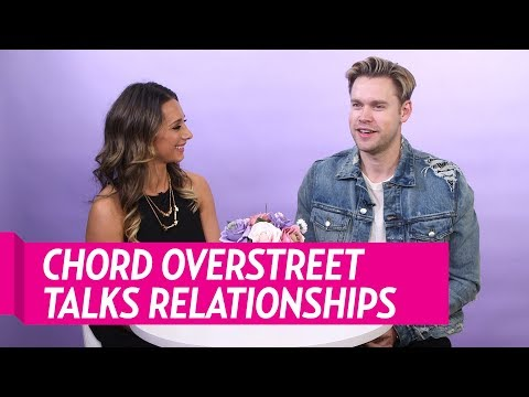 Who is chord overstreet dating now