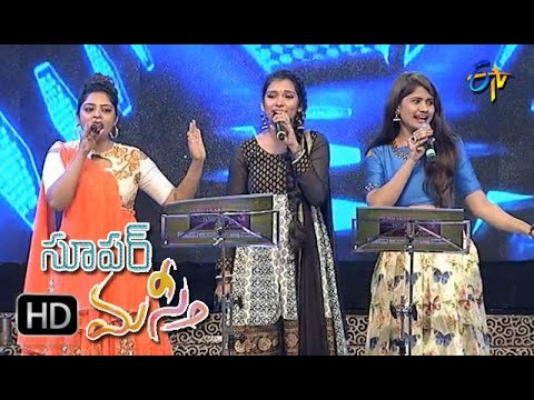 Race Gurram Song|Manasi,UmaNeha,Ranina Performance|Super Masti |Chilakaluripet |16th April 2017