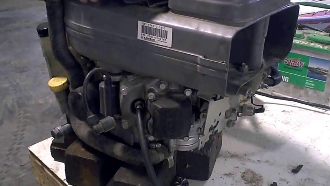 Lot 2601d John Deere Lx188 Engine Compression Test