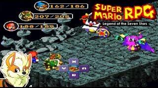 Super Mario RPG Batalla #28 - ¡Cloaker y Domino!