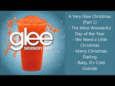 Glee - All Season 2 Songs - from Audition to New York
