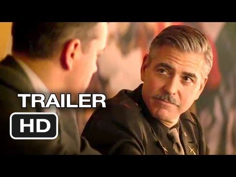 The Monuments Men Official Trailer #1 (2013) - George Clooney, Matt Damon Movie HD Mp3