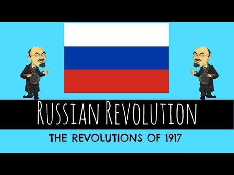 Russian Revolution - The Revolutions of 1917 - GCSE History
