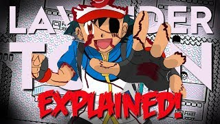 POKEMON - LAVENDER TOWN SYNDROME (Explained)