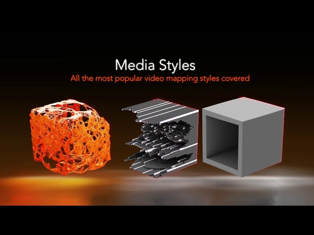 DJVB Box Mapping 3D Visuals Toolkit